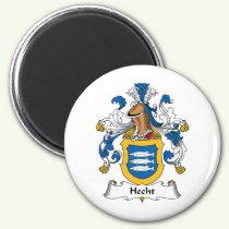 Hecht Family Crest Magnet