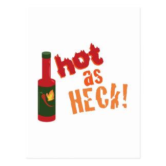 Heck Bottle Postcard