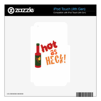 Heck Bottle Skins For iPod Touch 4G
