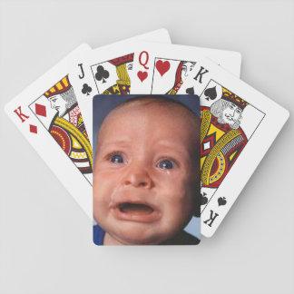 """Heck me Eyes"" Playing Cards"