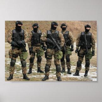 Heckler & Koch Serbian Police 2 Poster
