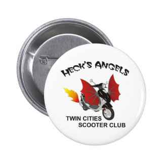 Hecks Angels Buttons