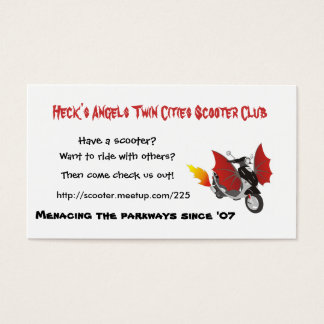 Heck's Angels Cards