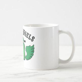 Heck's Angels Classic White Coffee Mug