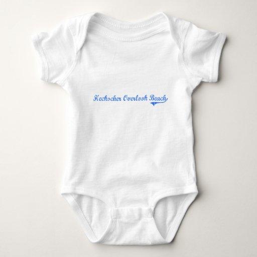 Heckscher pasa por alto el diseño clásico de Nueva T-shirt