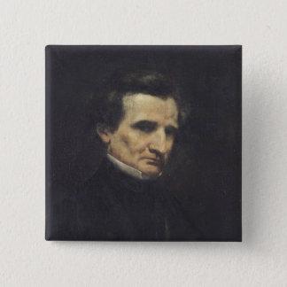 Hector Berlioz  1850 Button