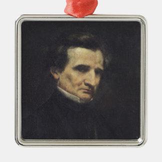 Hector Berlioz  1850 Metal Ornament