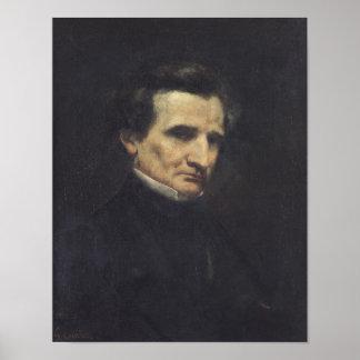 Hector Berlioz  1850 Poster