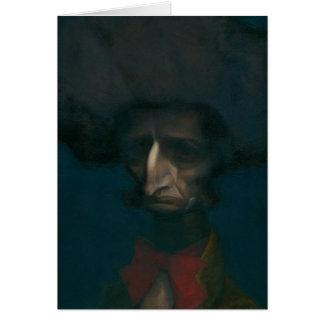 Hector Berlioz Card (dark)