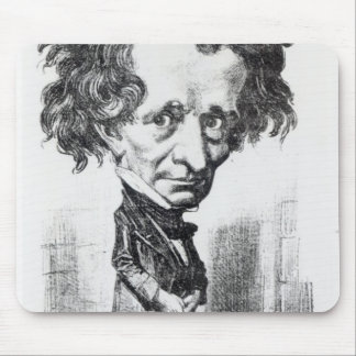 Hector Berlioz Mouse Pad