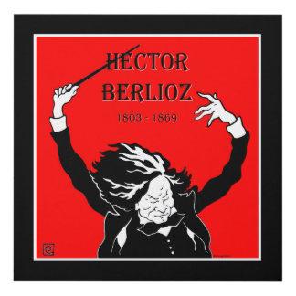 """Hector Berlioz"" Wall Panel Print"