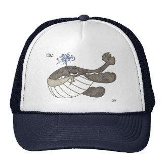 hector da humpback mesh hats