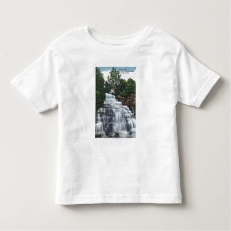 Hector Falls near Seneca Lake View Toddler T-shirt