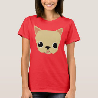 Hector Happy Dog Women's Basic T-Shirt
