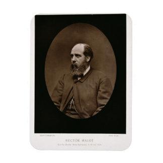 Hector Malot (1830-1907), de 'Galerie Contempora Imanes Flexibles