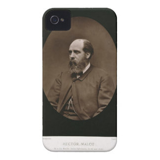 Hector Malot (1830-1907), from 'Galerie Contempora Case-Mate iPhone 4 Case