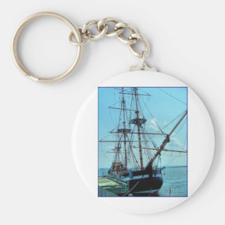 Hector Replica Pictou NS Keychain