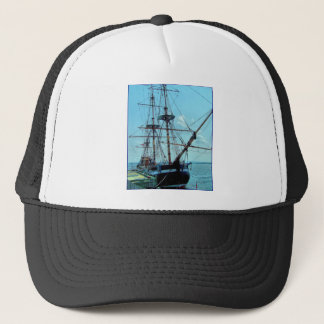Hector Replica Pictou NS Trucker Hat