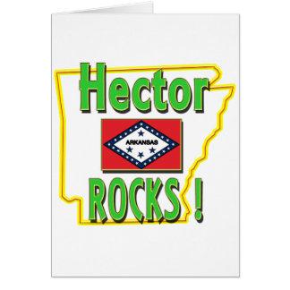 Hector Rocks ! (green) Card