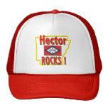 Hector Rocks ! (red) Trucker Hat