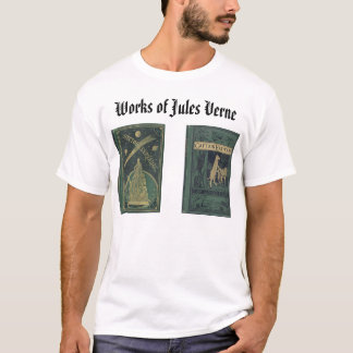 HECTOR SERVADAC, THE VOYAGES AND ADVENTURES OF ... T-Shirt