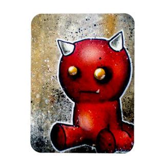 Hector the Little Devil magnet