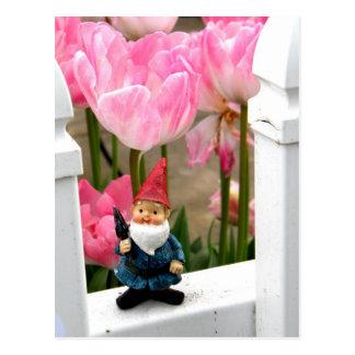 Hectors Garden Postcard