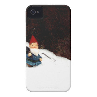 Hectors Snow Day iPhone 4 Cover