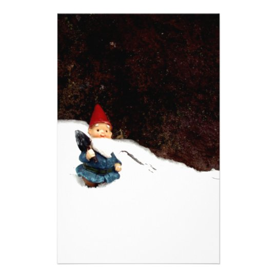 Hectors Snow Day Stationery