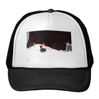 Hectors Snow Day Trucker Hat