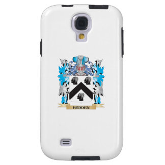 Hedden Coat of Arms - Family Crest Galaxy S4 Case