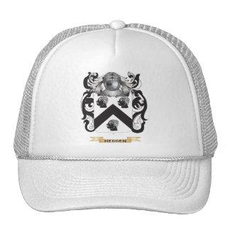 Hedden Coat of Arms (Family Crest) Mesh Hat