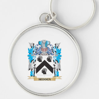 Hedden Coat of Arms - Family Crest Key Chain