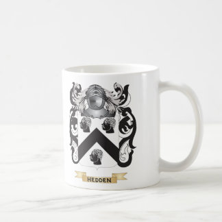 Hedden Coat of Arms (Family Crest) Coffee Mug