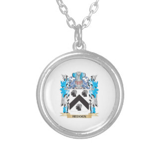 Hedden Coat of Arms - Family Crest Necklace