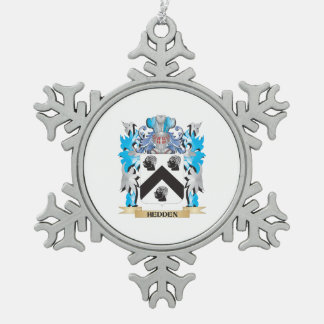 Hedden Coat of Arms - Family Crest Ornament