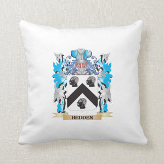 Hedden Coat of Arms - Family Crest Pillows