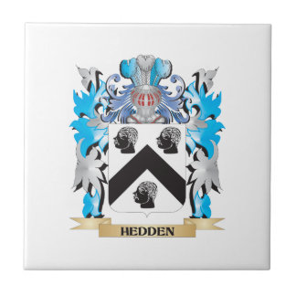 Hedden Coat of Arms - Family Crest Ceramic Tiles