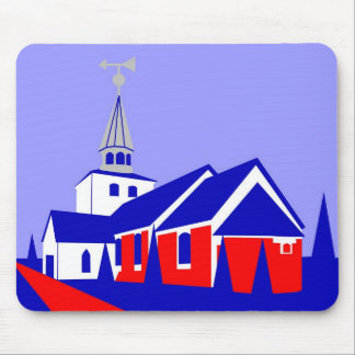 Hedensted Church Mouse Pad