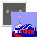 Hedensted Kirke Pin
