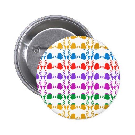 Hedera de las joyas: Modelo del color de Babysoft Pin