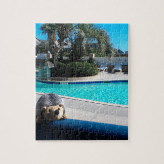 hedge resort jigsaw puzzle