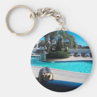 hedge resort keychain