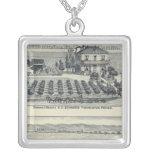 Hedge Row Vineyard, Fresno Necklace