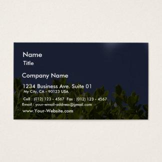 Hedge Tree Business Card