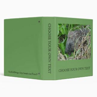 Hedgehog #1 binder