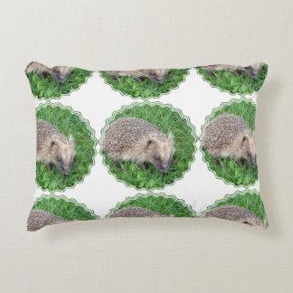 Hedgehog Accent Pillow