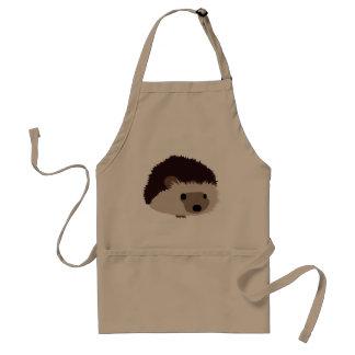 Hedgehog Adult Apron