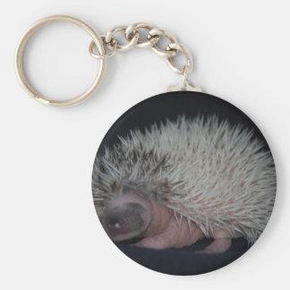 Hedgehog Baby Keychain
