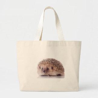 Hedgehog, Canvas Bags